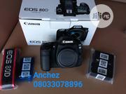 CANON 80D With 18-135mm Lens | Photo & Video Cameras for sale in Lagos State, Lagos Island