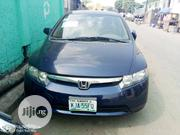 Honda Civic 2006 1.8i-VTEC EXi Blue | Cars for sale in Lagos State, Ikeja