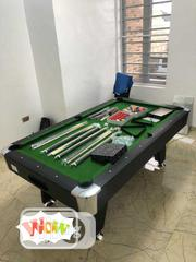 Standard Durable Snooker Board Table With Complete Accesories | Sports Equipment for sale in Lagos State, Ikeja
