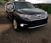 Toyota Highlander 2012 Limited Black   Cars for sale in Anambra State, Onitsha