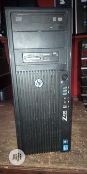 Server HP ProLiant XL 8GB Intel Xeon HDD 500GB | Laptops & Computers for sale in Lagos State, Ojo