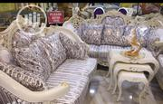 7 Piece Set of Executive Fabric Sofas | Furniture for sale in Lagos State, Ojo