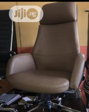 Exective Office Chair With Fine Leather | Furniture for sale in Lagos State, Ojo