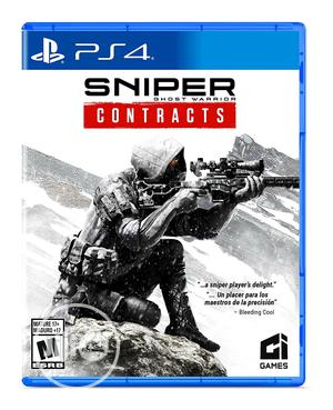 Sniper Ghost Warrior: Contracts PS4