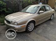Jaguar X-Type 2002 Gold | Cars for sale in Lagos State, Surulere
