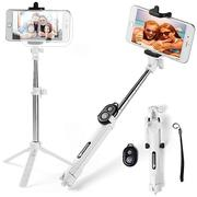 Selfie Stick Monopod Tripod Remote Bluetooth Shutter Smart Phones | Accessories & Supplies for Electronics for sale in Lagos State, Ikeja