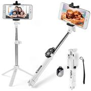 Shutter Smart Phones Selfie Stick Monopod Tripod Remote Bluetooth | Accessories & Supplies for Electronics for sale in Lagos State, Victoria Island
