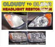 Restore Your Car Headlight With Polish And Make It Brand New Again | Vehicle Parts & Accessories for sale in Lagos State, Ojo