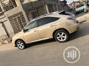 Lexus RX 2010 350 Gold   Cars for sale in Lagos State, Mushin
