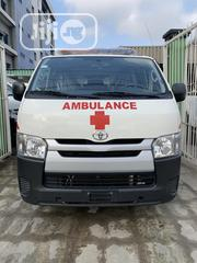 Super Neat Toyota Hiace Ambulance | Buses & Microbuses for sale in Lagos State, Ilupeju