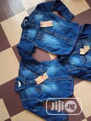 Unique Light Boys Jean Shirt Jacket | Children's Clothing for sale in Lagos State, Isolo