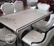 Original Marble Dining Table by 6 | Furniture for sale in Lagos State, Ojo