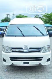 Toyota Hiace 2012 White | Buses & Microbuses for sale in Lagos State, Lekki Phase 2