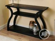 A Brand New Coffee Brown Console   Furniture for sale in Lagos State, Lagos Mainland