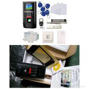 Access Control And Time Attendance And Door Phone System Kit | Accessories & Supplies for Electronics for sale in Lagos State, Victoria Island