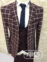 Exclusive 3 Piece Turkey Suit: Jacket, Vest And Trousers | Clothing for sale in Lagos State, Lagos Island