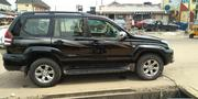 Toyota Land Cruiser 2008 Prado 3.0DT GX Black | Cars for sale in Rivers State, Obio-Akpor