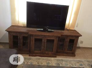 Quality TV Stand With Shelves for Sale