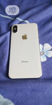 Apple iPhone X 64 GB Silver   Mobile Phones for sale in Edo State, Ekpoma