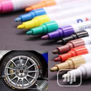 Waterproof Tire Paint Pen For Car, Permanent Carwash Safe | Vehicle Parts & Accessories for sale in Ogun State, Abeokuta South