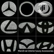 Diamond Stunded Entrusted Logo Placer. | Vehicle Parts & Accessories for sale in Lagos State, Ikeja
