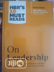 Hbr On Leadership | Books & Games for sale in Lagos State