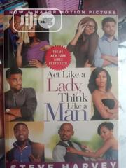 Act Like A Lady Think Like A Man | Books & Games for sale in Lagos State, Lagos Mainland