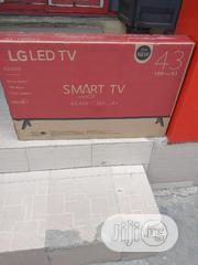 L.G 43 Inches Smart Tv. | TV & DVD Equipment for sale in Lagos State, Agege