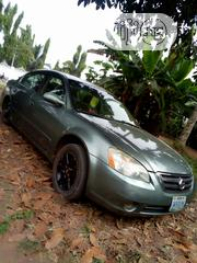 Nissan Altima 2003 Automatic Gray | Cars for sale in Imo State, Aboh-Mbaise