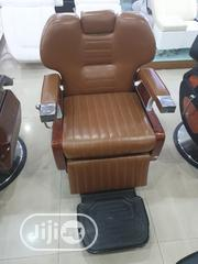 Barging Chair Brown | Salon Equipment for sale in Abuja (FCT) State, Wuse