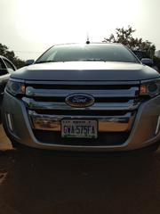 Ford Edge 2014 Silver | Cars for sale in Abuja (FCT) State, Central Business District