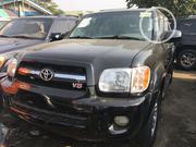 Toyota Sequoia 2005 Black | Cars for sale in Lagos State, Apapa