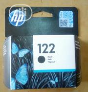 HP 122 Black Ink Cartridge | Accessories & Supplies for Electronics for sale in Lagos State, Lekki Phase 2