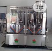 Monoblock Bottle Water Washing Filling Capping Machine | Manufacturing Equipment for sale in Lagos State, Amuwo-Odofin