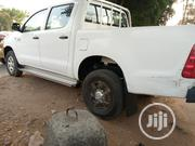 Toyota Hilux 2.5 D-4D 4x4 SRX 2010 White | Cars for sale in Abuja (FCT) State, Central Business District