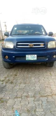 Toyota Sequoia 2002 Blue | Cars for sale in Lagos State, Ajah