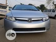 Honda Civic 1.8 Sedan LX Automatic 2007 Silver | Cars for sale in Lagos State, Lagos Mainland