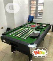 Quality Standard Snooker Board Table With Complete Accessories | Sports Equipment for sale in Abuja (FCT) State, Asokoro