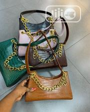 Croc Skin Bag | Bags for sale in Lagos State, Alimosho
