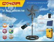 16hours Rechargeable Standing Fan With Powerbank | Home Appliances for sale in Lagos State, Lagos Mainland
