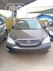 Lexus RX 2009 350 4x4 Black | Cars for sale in Lagos State, Ipaja