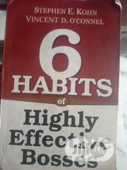 6 HABITS Of Highly Effective Boss | Books & Games for sale in Lagos State, Lagos Mainland
