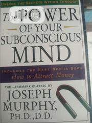 The Power Of Your Subconscious Mind | Books & Games for sale in Lagos State, Lagos Mainland