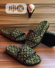 Designer Louise Vitton Slide | Shoes for sale in Lagos State, Lagos Island