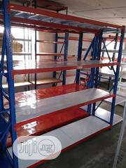 Medium Duty Pallet Rack Display Stand/Shelving | Store Equipment for sale in Lagos State, Lagos Mainland
