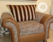 Leather/Fabric Sofa | Furniture for sale in Lagos State, Ajah