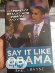 Say It Like Obama | Books & Games for sale in Lagos State, Lagos Mainland