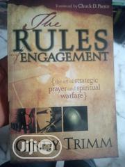The Rules Of Engagement   Books & Games for sale in Lagos State, Lagos Mainland