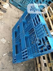 Heavy Duty Pallets Blue | Building Materials for sale in Lagos State, Agege