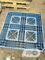 Pallets Blue Heavy Duty | Building Materials for sale in Lagos State, Agege